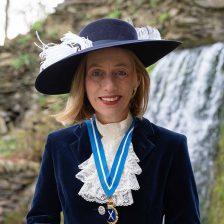 High Sheriff Julie Barton