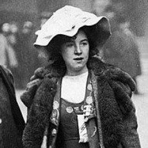 Selina Martin – Suffragette