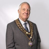 Town Mayor – Mr. Robert (Bob) Brown