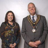New Town Mayor and Deputy Mayor