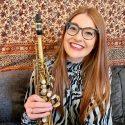Jess Gillam has been awarded anMBE