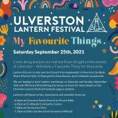 Ulverston Lantern Festival road closure information