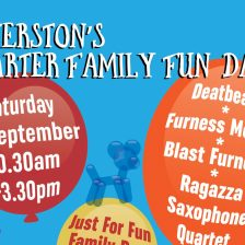Ulverston Charter Family Fun Day 11th September
