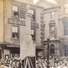 Ulverston War Memorial Centenary Re-Dedication