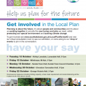 Local Plan Review consultation 20th October